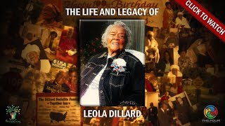 106 Years Old - Interview - Leola Dillard