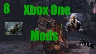 Skyrim Special Edition Mods Xbox One|8|Ring of God Mode,Legolas,and Giant Chickens!