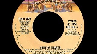 Melissa Manchester ~ Thief Of Hearts 1984 Disco Purrfection Version
