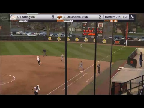 Cowgirl Softball vs. UT Arlington