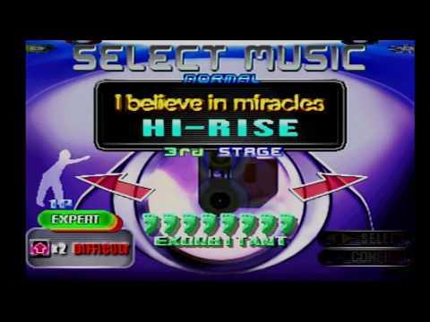 Dance Dance Revolution - I Believe In Miracles ✓