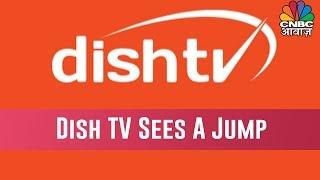 Media Shares Go Up; Dish TV Sees A Jump Of 7%    Aakhri Sauda
