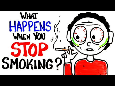 What Happens When You Stop Smoking?
