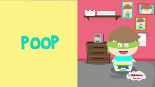 I can Pee and Poop on the potty - Cool Potty Training Song
