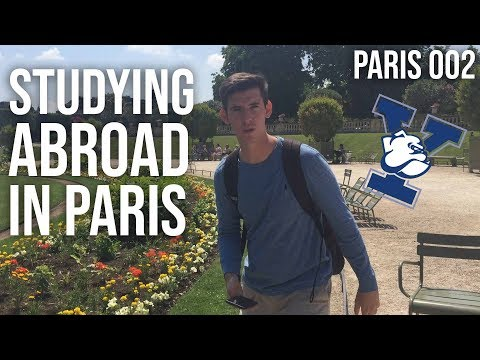 A Day in the Life of a Study Abroad Student - Paris, France