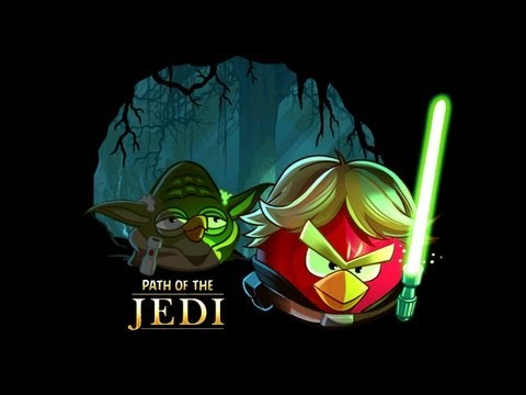Angry Birds Star Wars - Path of the Jedi - HD Gameplay Trail