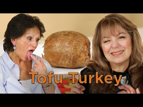 Thumbnail: Grandmas Try Turkey Alternatives