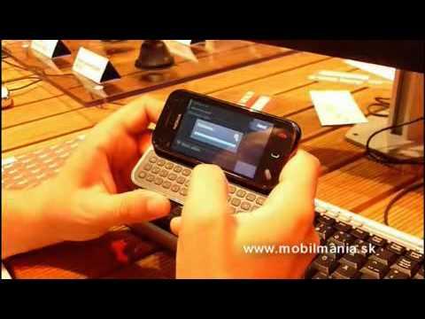 Facebook A Nokia N97 Mini: Výborné Spojenie