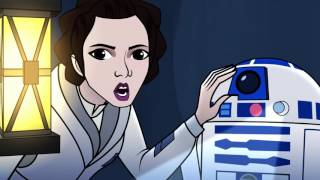Star Wars Forces of Destiny | Beasts of Echo Base | Disney