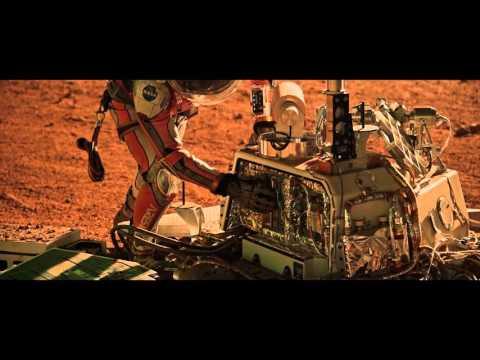 [4K] The Martian Trailer #1