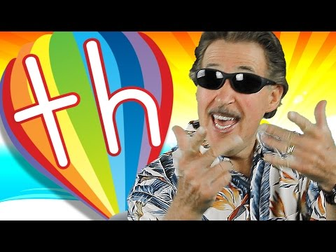 Digraphs | Let's Learn About The Digraph Th | Phonics Song For Kids | Jack Hartmann