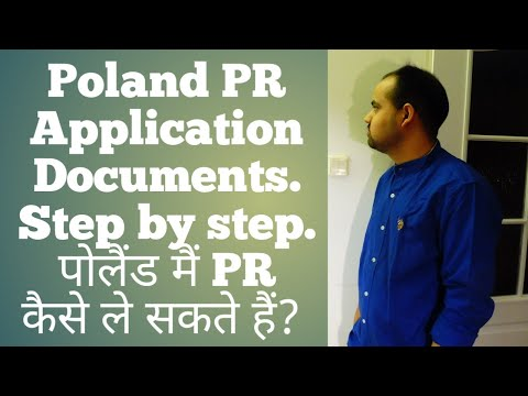 How to get PR (Permanent Residence Card) in Poland?