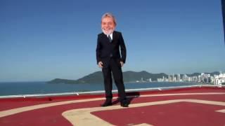 Lula dançando vai dar PT  muita zueira