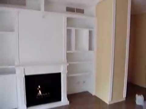 Mueble chimenea dicordi youtube for Muebles de salon con chimenea
