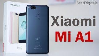 """Обзор Xiaomi Mi A1. """"Бюджетный Google Pixel"""" - смотри!"""