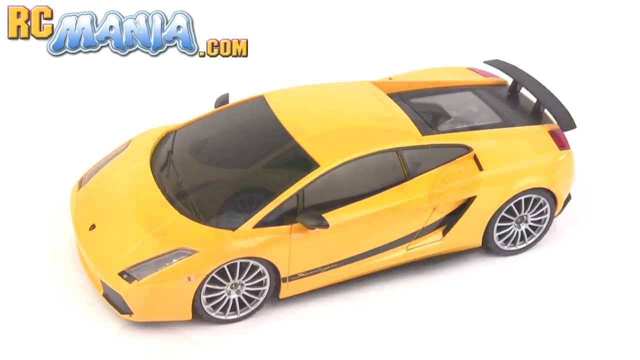 XQ / Maya RC Lamborghini Gallardo 1/18th Scale
