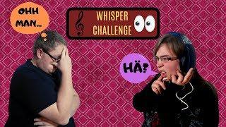Whisper Challenge🤪 || Schau mir auf die Lippen Baby👄 || Dieser andere Humor...