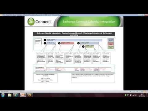 Go Connect 2.4 Pre Sales Webinar