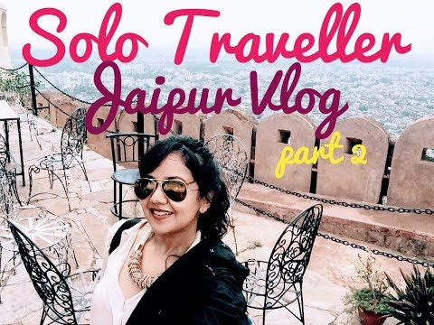 Travel Vlog -Jaipur Rajasthan India- part 2- Roopal Tyagi