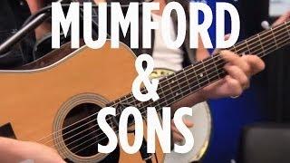 "Mumford & Sons - ""Whispers In The Dark"" [LIVE @ SiriusXM]"