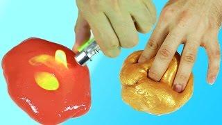 Renk Değiştiren Slime ve İnstagram Slime'ı!