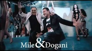 DJOGANI&Mile-Dva_drugara (Cile Mile 2) instrumental - radio edit