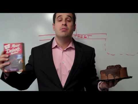 Buying Pre-Construction Condos and CAKE! | www.torontorealtyblog.com by David Fleming