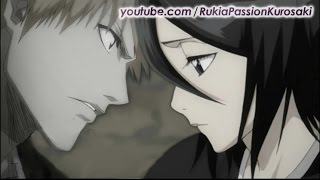 Rukia ♥ Ichigo   Wouldn´t change a thing [Sub Español]