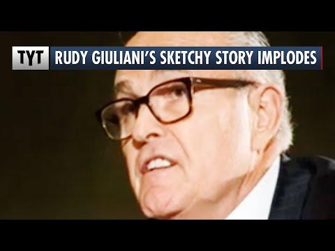 EVEN Fox News Turned Down Rudy Giuliani!