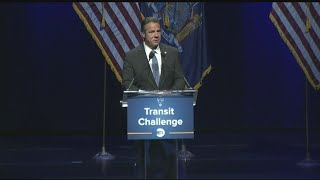Gov. Cuomo Declares MTA State Of Emergency