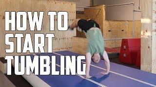Tumbling TIPS for BEGINNERS