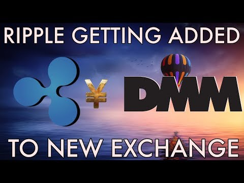 Ripple Getting Added To Japanese Cryptocurrency Exchange DMM