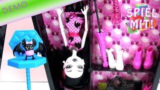 Monster High - Draculaura und ihr Kleiderschrank / Unboxing und Review