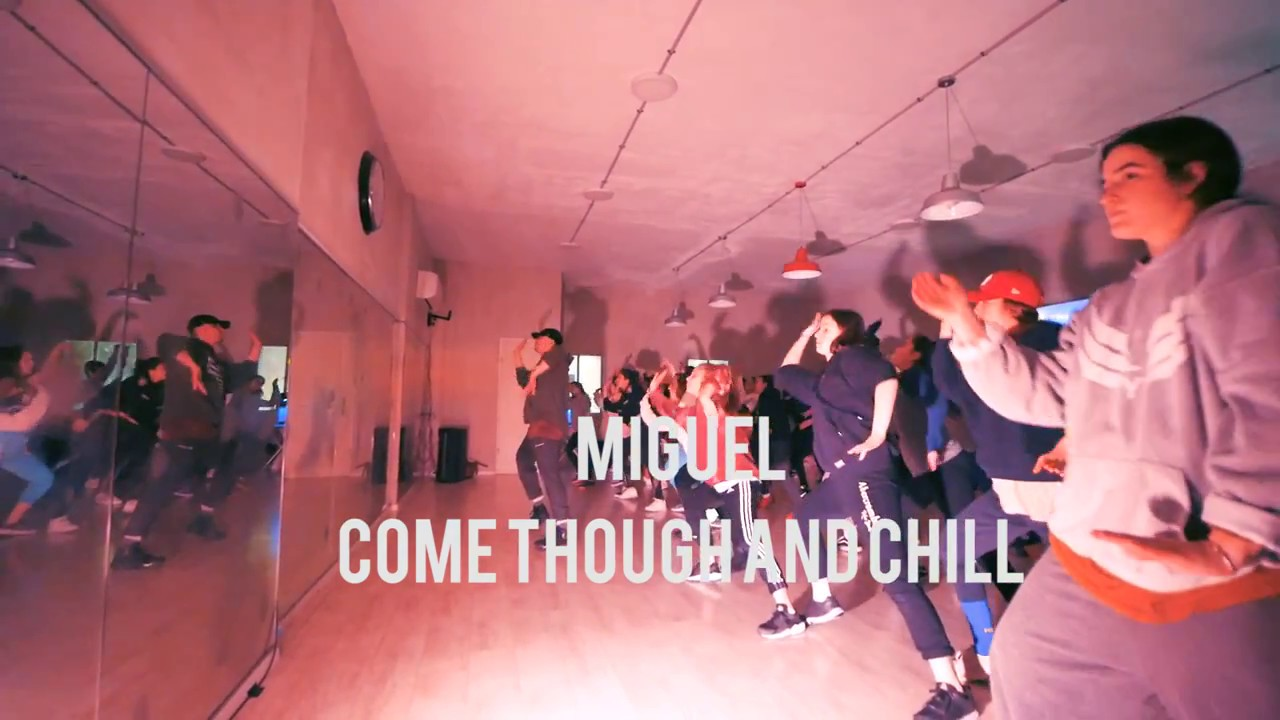 MARCIN REBILAS | MIGUEL - COME THROUGH AND CHILL | VSPOT DANCE STUDIO