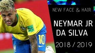 PES 2013 | New Face & Hair • Neymar Jr Da Silva • World Cup Rusia • 2018 / 2019 • HD