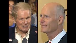 Midterms 2018: le recomptage en Floride a un air de déjà vu
