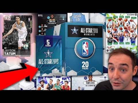 NBA 2K19 My Team ALL STAR MOMENT PACKS INCOMING! WHAT COULD WE SEE IN THEM?!?!