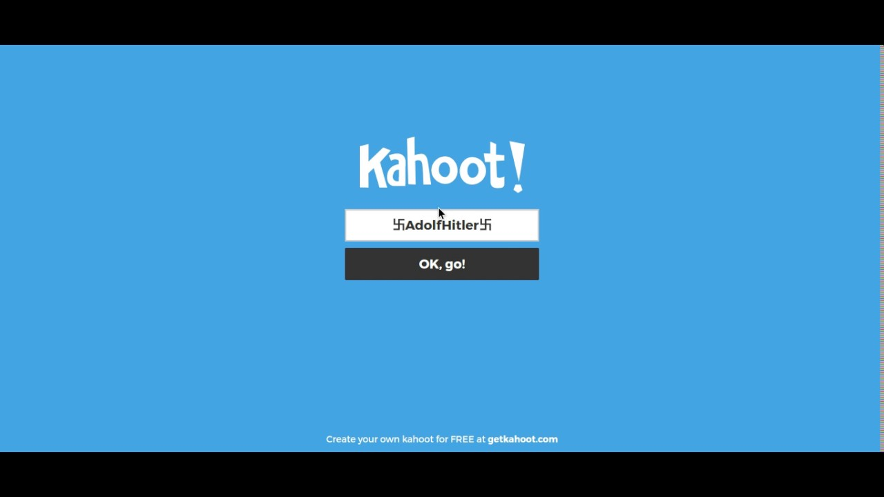 Image of: Hilarious Brand New Kahoot Glitch Working May 2017 Appamatix Brand New Kahoot Glitch Working May 2017 Youtube