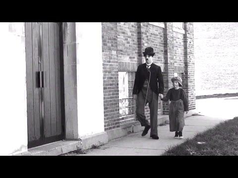 John Fericano as Charlie Chaplin's Little Tramp