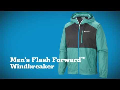 Men's Flash Forward™ Windbreaker | Columbia Sportswear