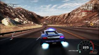 Need For Speed Hot Pursuit- PART 72 Coming in Hot