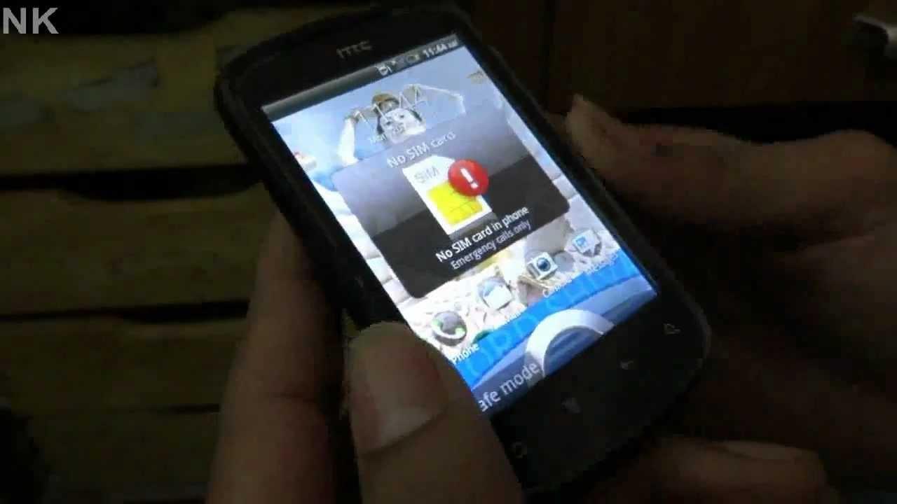 Htc Explorer A310e Hard Reset Facotry Reset Phone Unlock