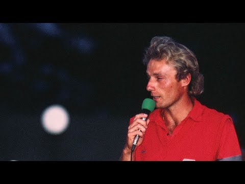 1985 Masters Tournament Final Round Broadcast