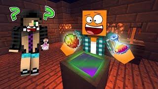 """Minecraft AQUA #27 - """"Mikstura mocy!"""""""