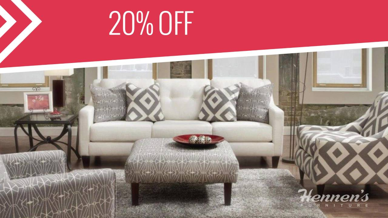 Memorial Day Sale At Hennen Furniture Youtube