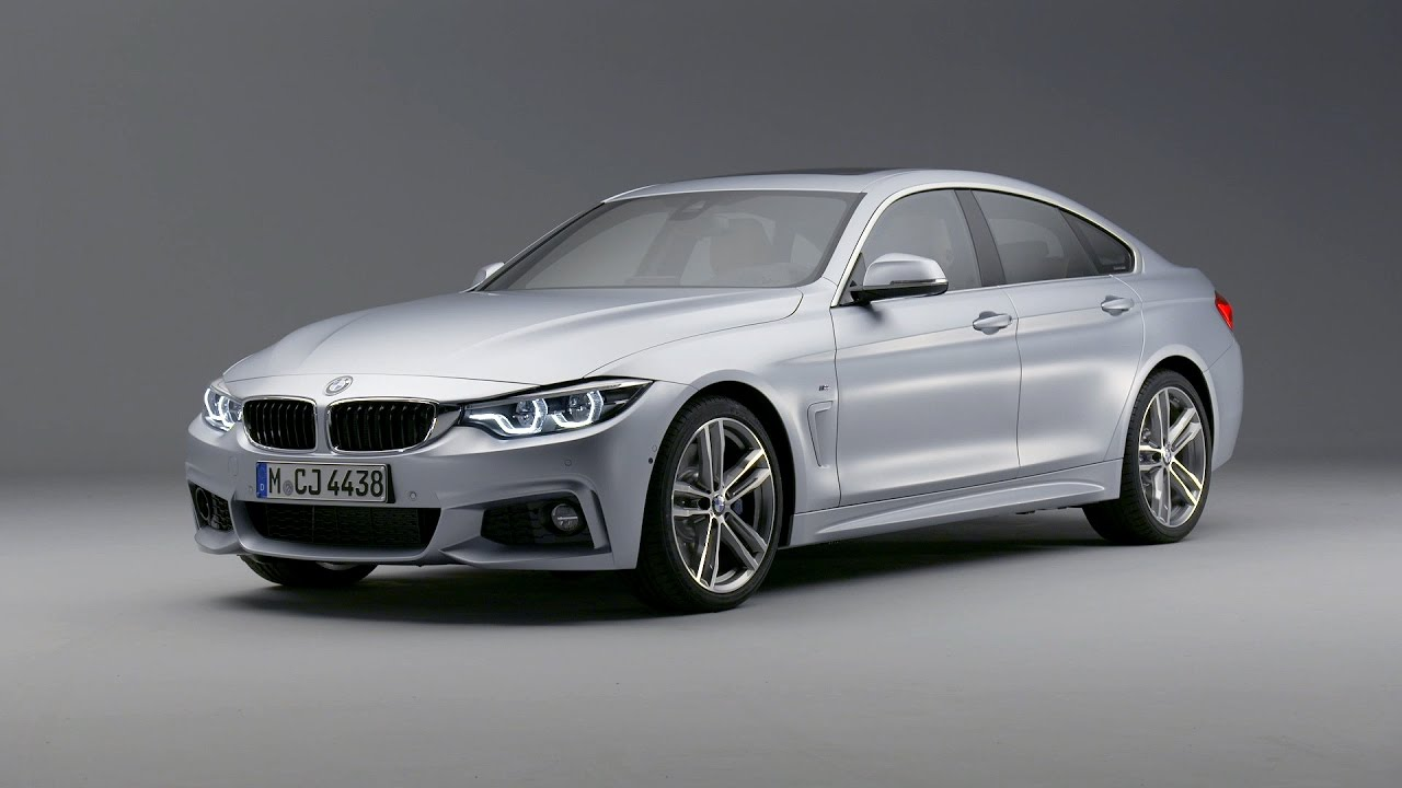 2017 BMW 440i M Sport Gran Coupe