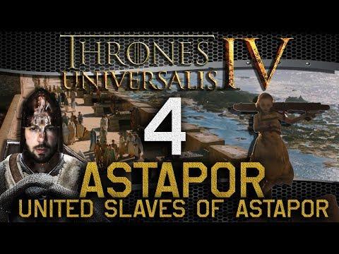 "Europa Universalis IV | Game of Thrones: Astapor | #4 ""USA"""
