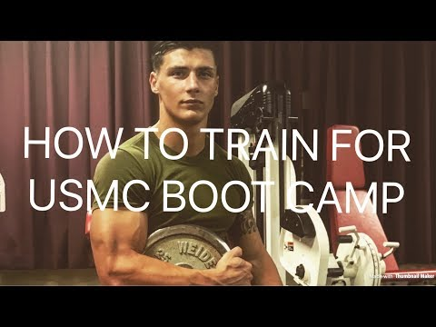 How to Train for USMC Bootcamp