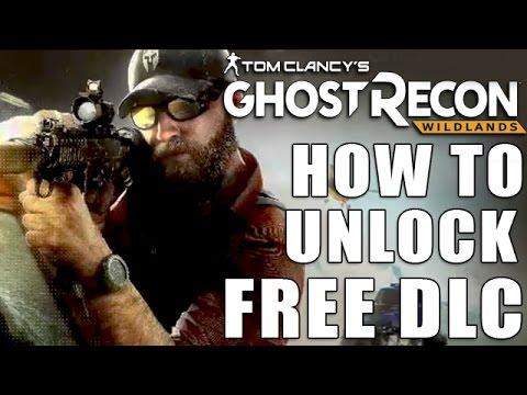 ghost recon wildlands free dlc codes