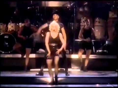 Madonna - Vogue [Blonde Ambition Tour] poster